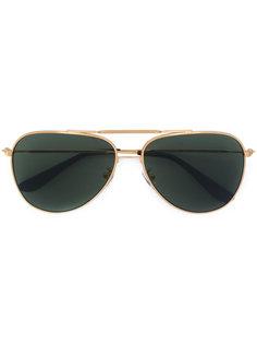 солнцезащитные очки-авиаторы Oliver Goldsmith