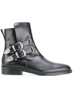 ботинки с пряжками Toga Virilis