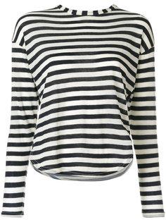 трикотажная блузка Odette Semicouture