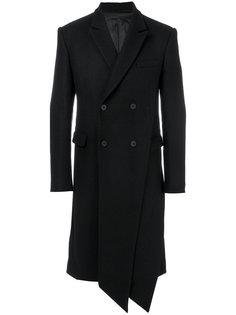 двубортное пальто D.Gnak