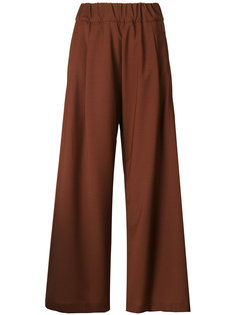 широкие брюки  Semicouture