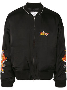 embroidered bomber jacket Doublet