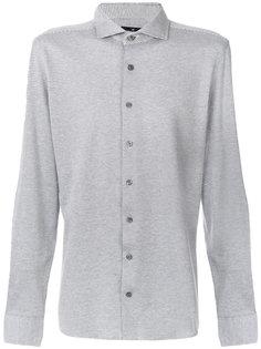 классическая рубашка с косым воротником Hackett