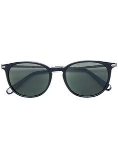 солнцезащитные очки с круглой оправой Brioni