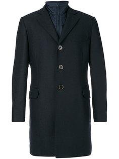 классическое пальто Fay