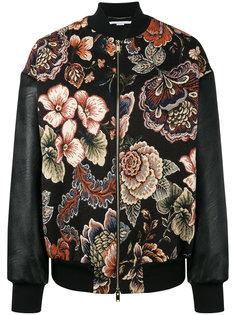 куртка-бомбер с вышивкой Sabina Stella McCartney