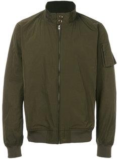 куртка-бомбер  с высокой горловиной Closed