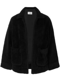 patch pocket coat  Doublet