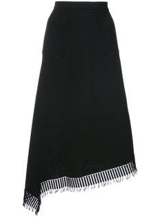 асимметричная юбка Roland Mouret