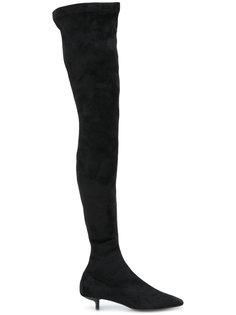 ботфорты с заостренным носком Stella McCartney