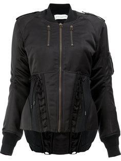 классическая приталенная куртка-бомбер  Faith Connexion