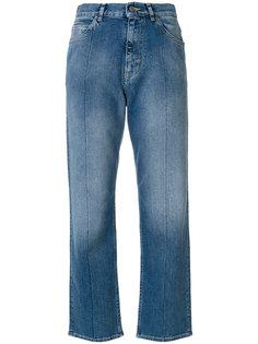 выбеленные укороченные джинсы Golden Goose Deluxe Brand