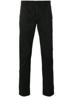 брюки-чинос Gaubert Dondup