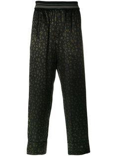 брюки с принтом 3.1 Phillip Lim