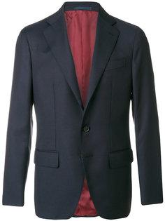 пиджак на пуговицах Caruso