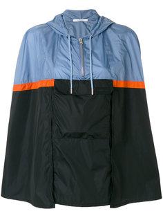 куртка-пуловер колор блок  Givenchy