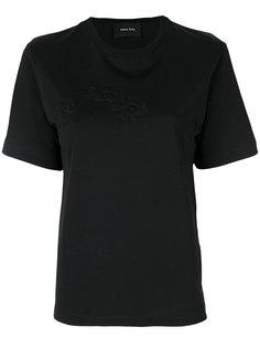 классическая футболка  Simone Rocha