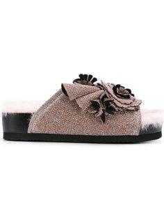 сандалии с бантом Suecomma Bonnie