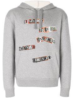 printed hoodie Valentino