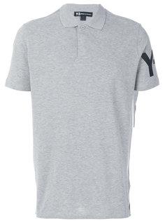 футболка-поло с логотипом Y-3