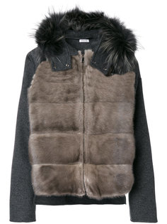 куртка на молнии  P.A.R.O.S.H.