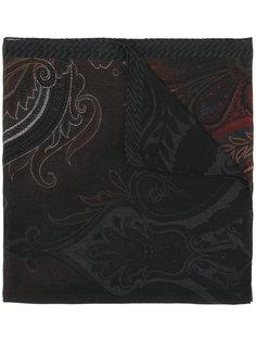 шарф с эффектом омбре Etro