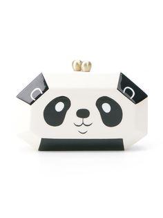 клатч в виде панды Serpui
