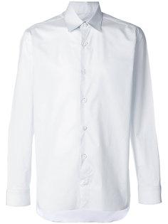 классическая приталенная рубашка Z Zegna