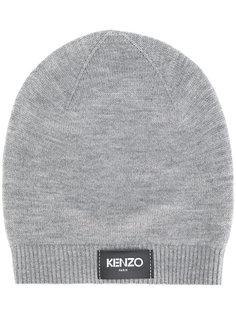 шапка с нашивкой-логотипом Kenzo