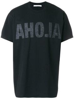 футболка Aloha Givenchy