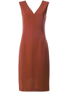 платье-сарафан со вставками  Joseph