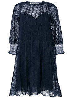трикотажное платье  See By Chloé