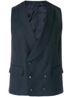 костюмный жилет Gabriele Pasini