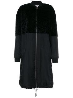 длинная куртка-бомбер  McQ Alexander McQueen