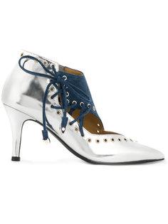 туфли с шнуровкой Toga Pulla