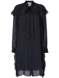 присборенное платье  Dorothee Schumacher