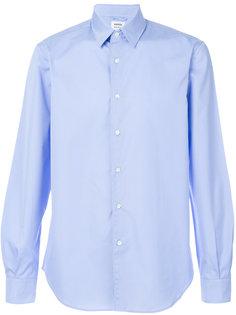 рубашка с присборенными манжетами Aspesi