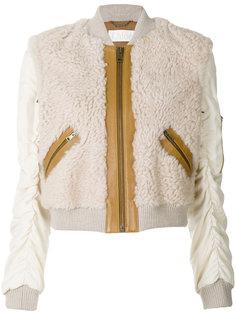 куртка на молнии  Chloé