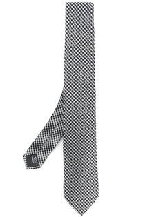 """галстук в клетку """"гингем"""" Lanvin"""
