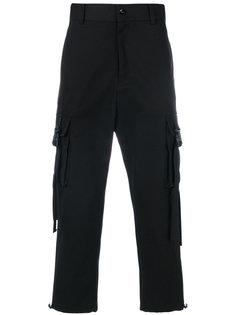 strap pocket pants D.Gnak