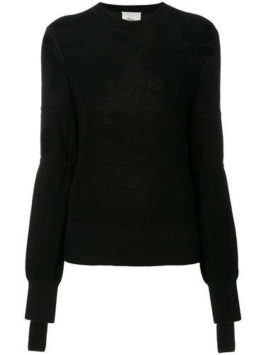 пуловер со шнуровкой 3.1 Phillip Lim