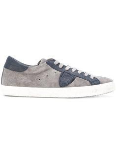 кроссовки с заплаткой с логотипом сбоку Philippe Model