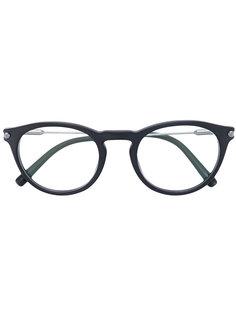 круглые очки Bulgari