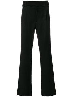 брюки прямого кроя Saint Laurent