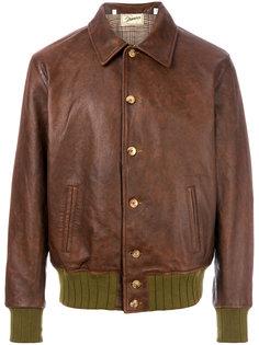 куртка с эластичным подолом и манжетами Levis Vintage Clothing