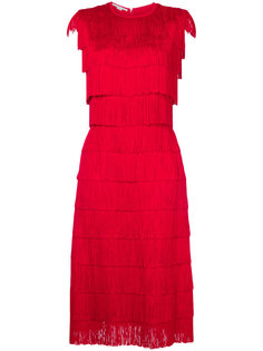 платье с бахромой Emma Stella McCartney