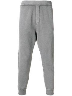 спортивные брюки с эластичным поясом Dsquared2