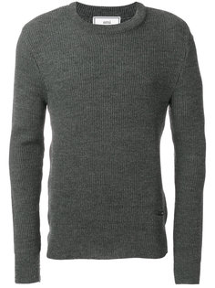 свитер с круглым вырезом Ami Alexandre Mattiussi