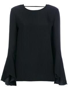 блузка с открытой спиной  Iro