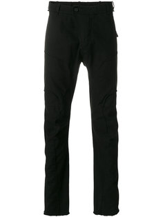 брюки прямого кроя Masnada